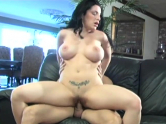 Priscilla Jane is feeling hungry for cock