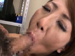 Appealing Japanese Slut Gives It All Sucking Hard Dick