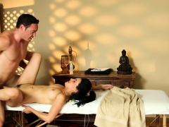 Flexible Massage Teen Sucks On Cock