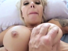 Hot Busty Stepmother Taboo Pov Style Fuck With Stepson