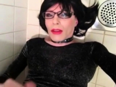 crossdresser-self-facial-compilation