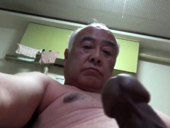 japanese-old-man-all-naked-self-handjob