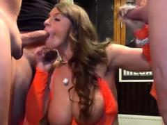 extreme rough bukkake orgy with sexy susi