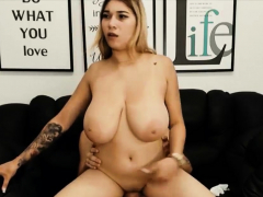Double Penetration For Latina Teen With Huge Natural Boobs L
