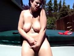 mature-bbw-masturbation-outdoor