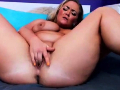 Eros & Music - Cam Girl Busty Blonde