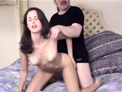 ED POWERS - All Natural Ashley Love Works Her Magic