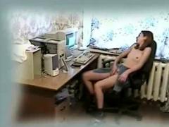 Caught great masturbation of not my sister. True hidden cam