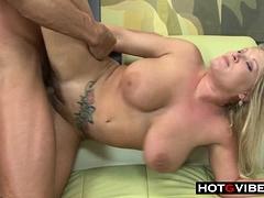 PAWG Blondie got Big Titties