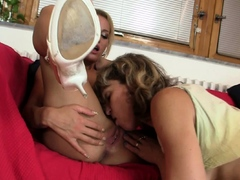 lesbian-mom-licks-son-s-girlfriend-young-pussy