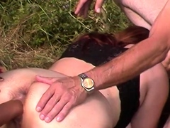extreme rough fist fuck family therapy in nature