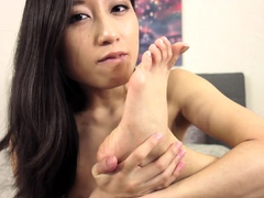 Nice Ass Foot Fetish Teen Is Hungry For Cock