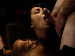 Hard rough dirty sex and brutal ass punishment