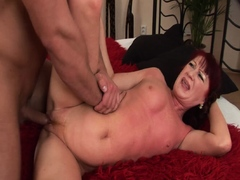 redhead-stepmom-fucking-her-stepson-s-young-cock