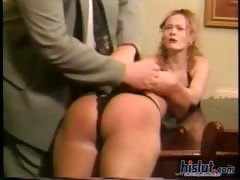 This Babe Likes To Be Spanked