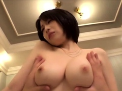 short-haired-girl-with-big-tits