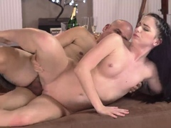 Uk mature anal and daddy fucks slut Vacation in mountains