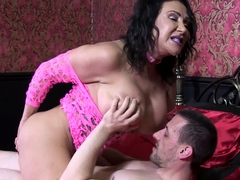 agedlove busty mature and handy dude hardcore Hot
