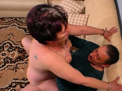 german amateur couple fuck at first time casting