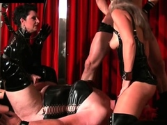 Lusty maiden gets nailed so well