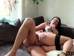 german-mom-made-stepson-fuck-her-ass-and-cum-twice-on-her