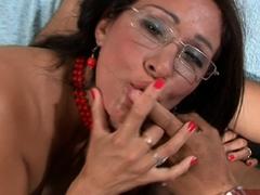 spanish amateur latina milf get anal fuck