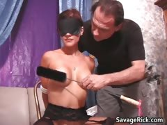 Sexy Secretary Liz Gets Tied By Kinky Part6