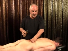Jesse Dalton Massaged