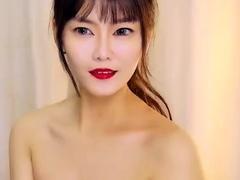 Amateur striptease and Solo masturbation