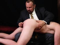 Punished mormon toyed