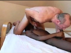 White Daddy and his Black Boi