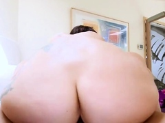 Naked barely legal brunette sweetie Mandy Muse fucked deep