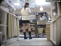 Tight Panties Cutting Into Vulva Meat