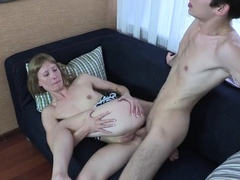 Phallus for a raunchy blonde Soni's wet poontang