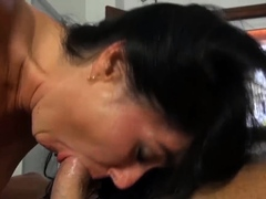 Caught fucking by perverted stepsister