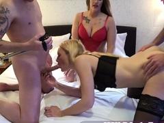 german-homemade-foursome-with-cum-sluts