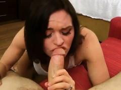 Stepmom asks if I am Ready to Cum Inside Her Pussy