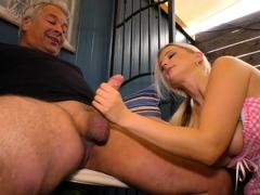 Amateureuro - Hardcore German Fucking With Horny Blonde