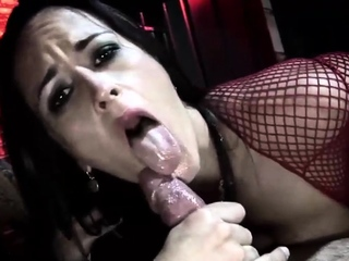 Hooker gets rough fucked