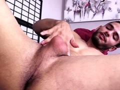Latin Boy Yashiro Beating His Meat