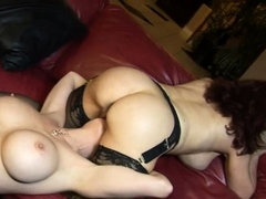 In this video, we have two seasoned sluts getting off on