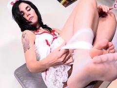 sexy-nun-and-hot-nurse-footfetish-pov