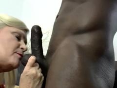 Grannylovesblack - Cheating Gilfs Black Fuck Toy