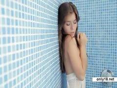 Shower Solo Beautiful Teen Guerlain